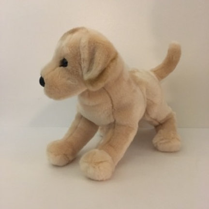 Douglas Mandy Yellow Lab Plush