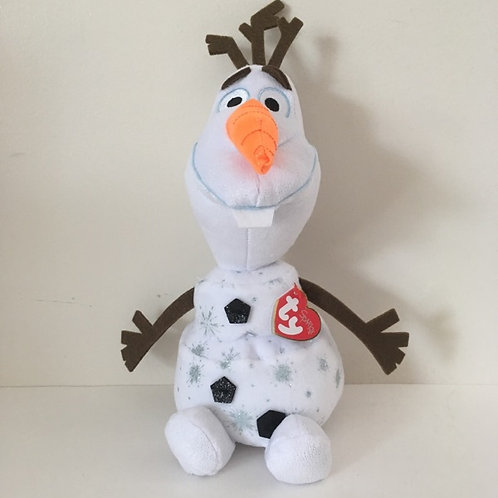 TY Sparkle Frozen 2 Olaf