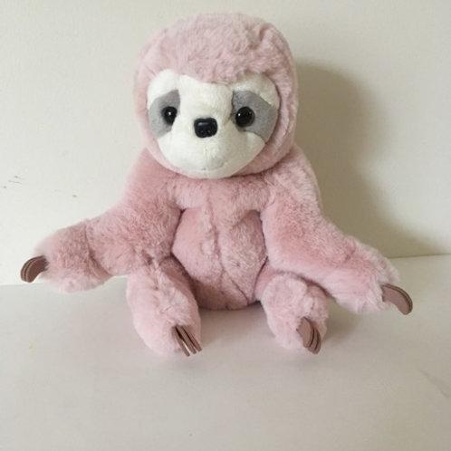 Douglas Pink Sloth Softie