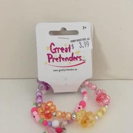 Great Pretenders Cupcake bracelet