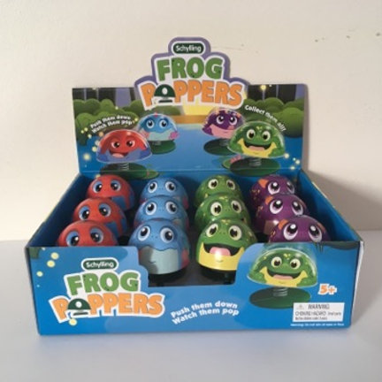 Frog Poppers