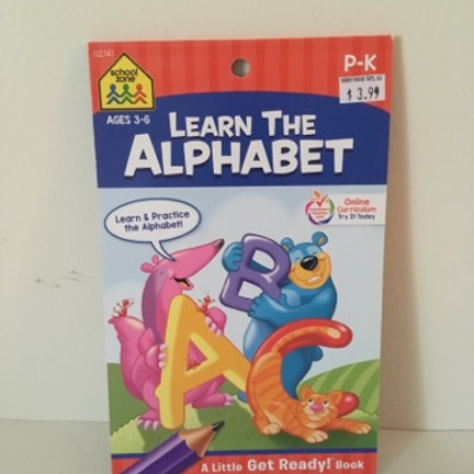 School Zone Learn The Alphabet