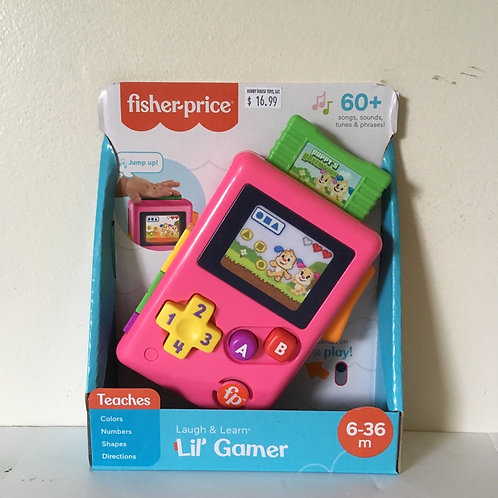 Fisher Price Laugh & Learn Lil' Gamer - Pink
