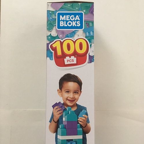 MEGA BLOKS Sky High Building - 100 pieces