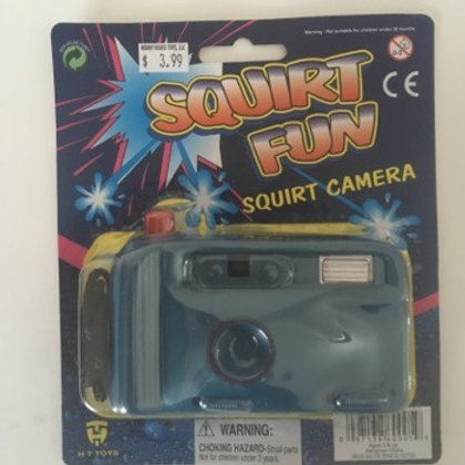 Squirt Fun Squirt Camera
