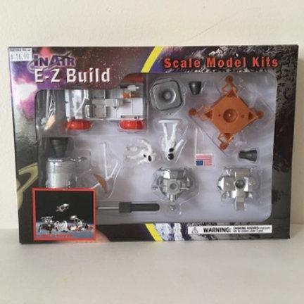 E-Z Build Scale Model Kit - Lunar Rover