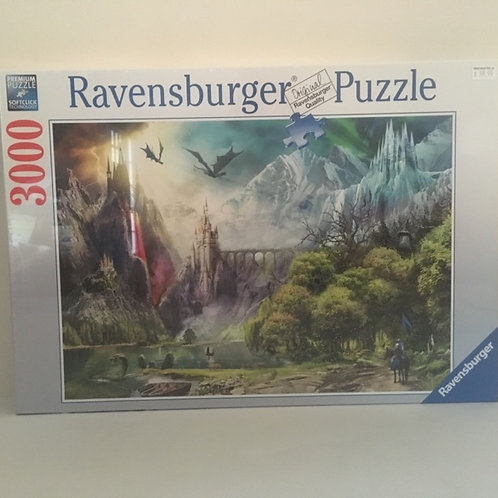 Ravensburger Reign of Dragons Puzzle #16462