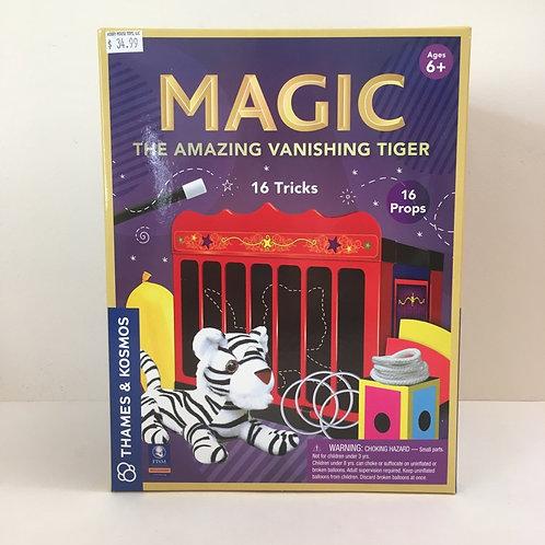 Thames & Kosmos Magic the Amazing Vanishing Tiger
