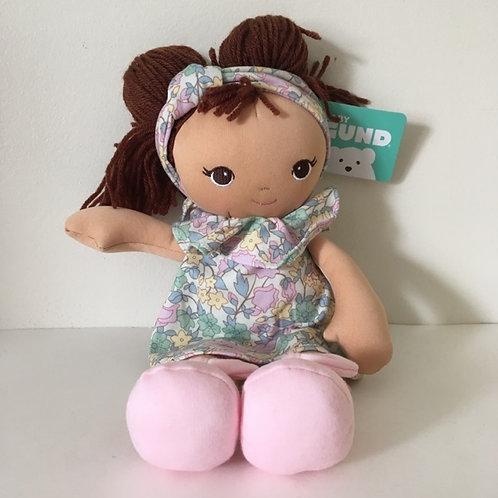 Gund Baby Green Garden Doll