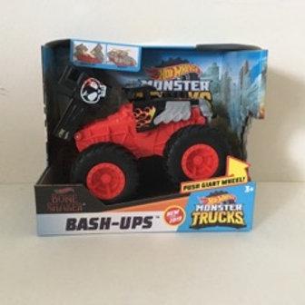 Hot Wheels Monster Truck - Bone Shaker