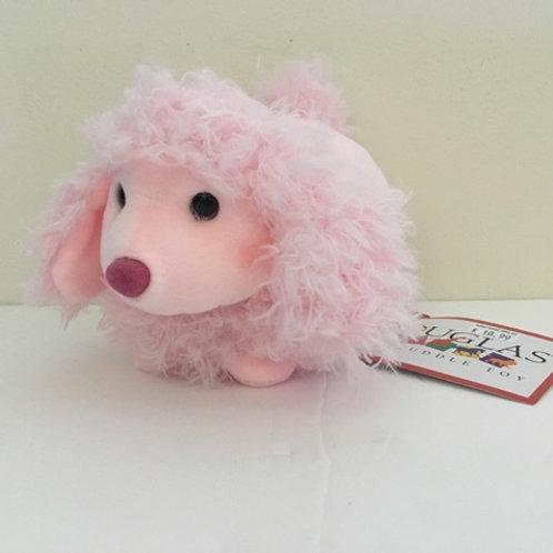 Douglas Pink Poodle Macaroon Plush #4713