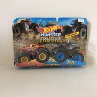 Hot Wheels Monster Truck Set