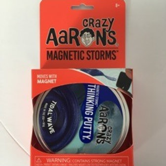 Crazy Aarons Magnetic Storms - Tidal Wave Thinking Putty