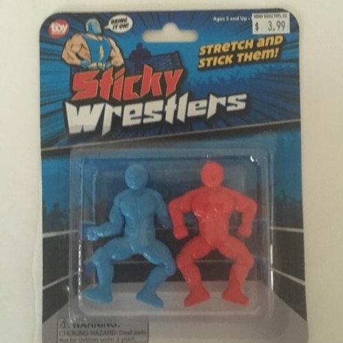 Sticky Wrestlers