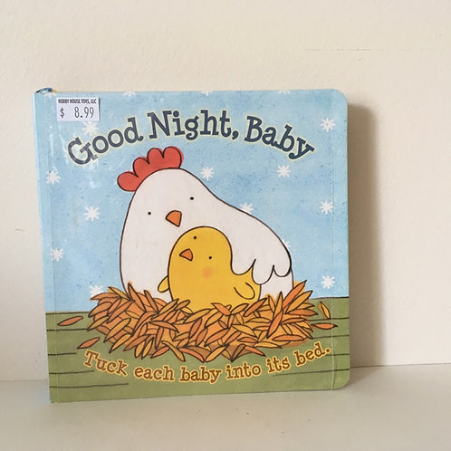 Melissa & Doug Good Night, Baby Book