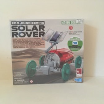 Green Science Solar Rover Kit