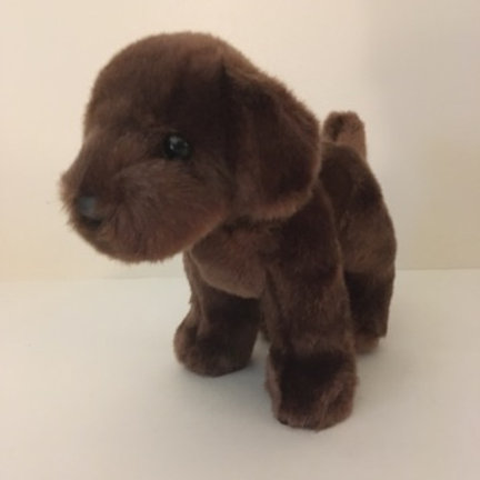 Douglas Tucker Chocolate Lab Plush