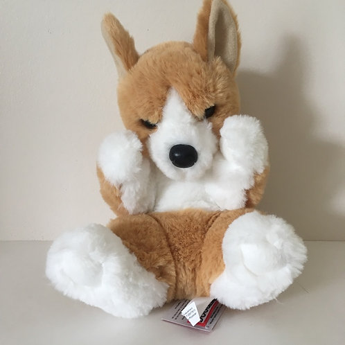 Douglas George Corgi Handful Plush