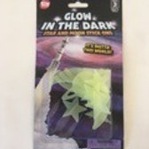 Glow in the Dark Star and Moon Stick Ons