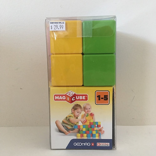 Magicube Magnetic Building Cubes