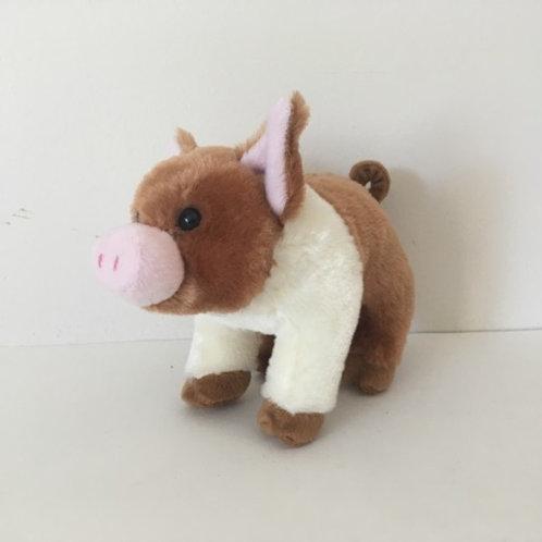 Douglas Melvin the Pig Plush