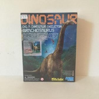 Brachiosaurus Dig