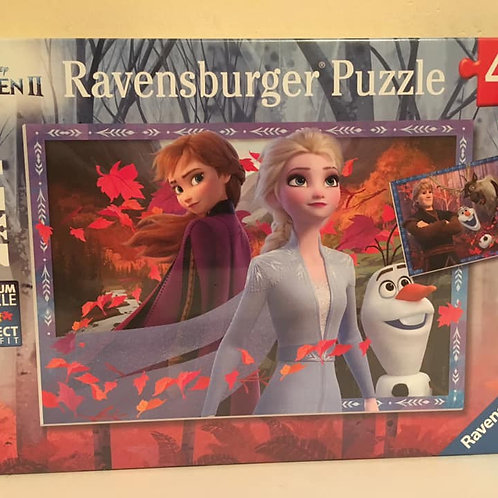 Ravensburger 2X24 pc Puzzle, Frozen II
