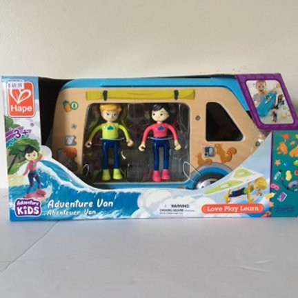 Hape Adventure Van Set