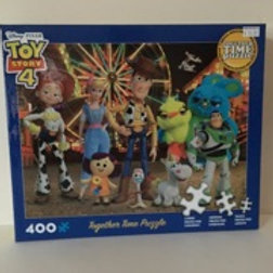 Ceaco Disney Toy Story 4 Together Time Puzzle
