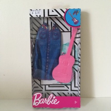 Barbie Outfit with Guitar