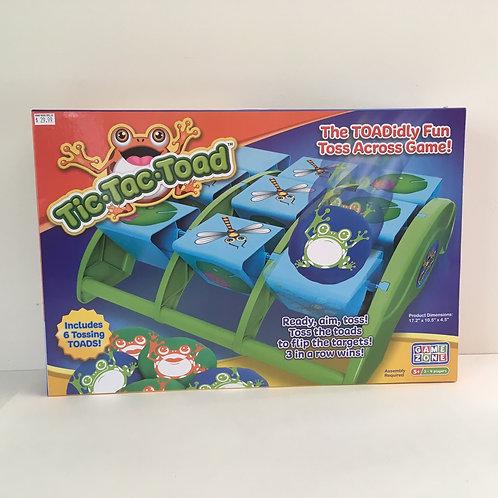 Tic-Tac-Toad Game