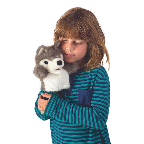 Folkmanis Little Wolf Puppet