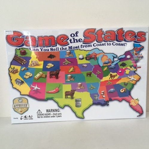 Game of the States