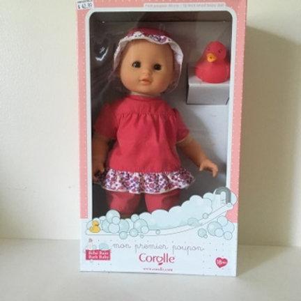 Corolle Bebe Bain Bath Baby Doll #100130