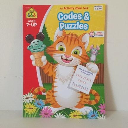 School Zone Codes & Puzzles