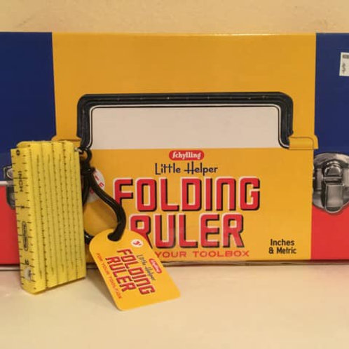 Schylling Little Helper / Folding Ruler