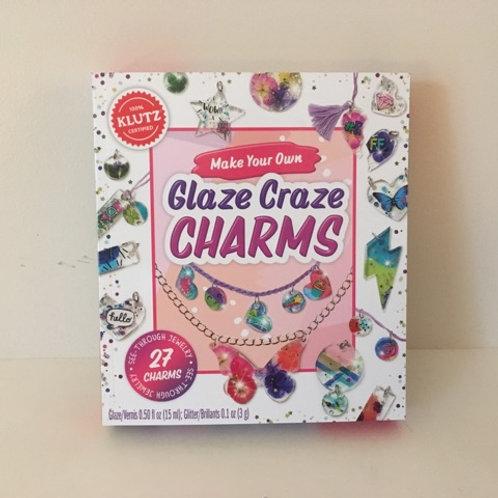 Klutz Glaze Craze Charms