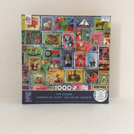 Ceaco Toy Stamps Puzzle