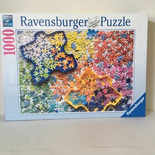 Ravensburger The Puzzler's Palette Puzzle