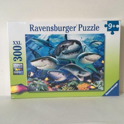 Ravensburger Puzzle Sharks