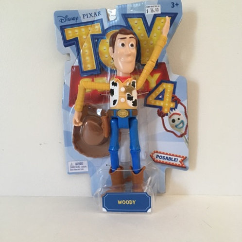 Disney Toy Story 4 Woody Figure