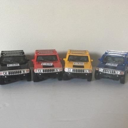 Die Cast Hummer Vehicles