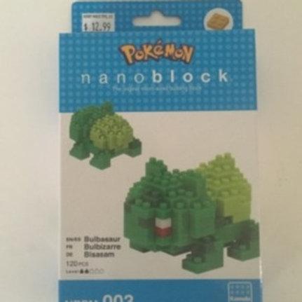 Pokemon Nanoblock - Bulbasaur