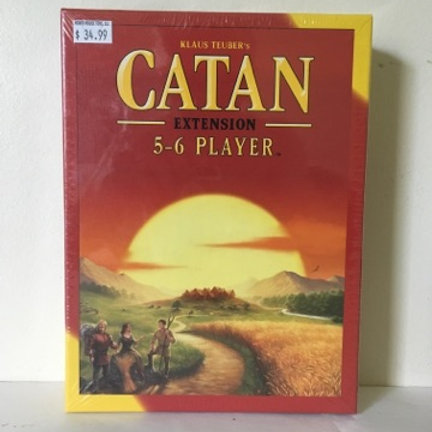 Catan Extension Set