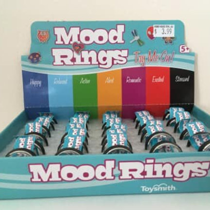 Mood Rings (each sold seperately)