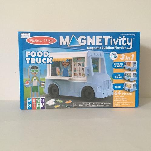 Melissa & Doug Magnetivity Food Truck