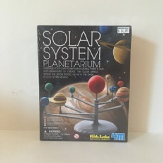 KidzLabs Solar System Planetarium