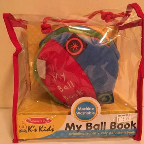 Melissa & Doug K's Kids / My Ball Book