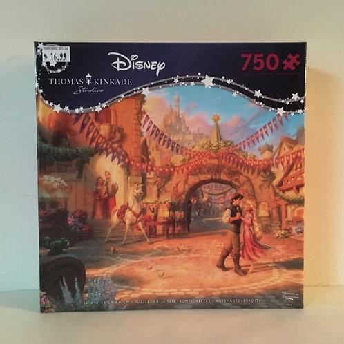 Ceaco Thomas Kinkade Disney Rapunzel Puzzle