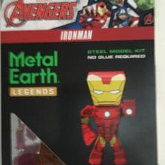Metal Earth Avengers Iron Man